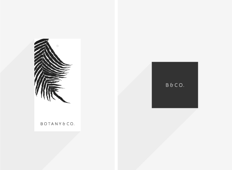 Behind the Blog Janine Isabelle Interview: Botany & Co. Branding