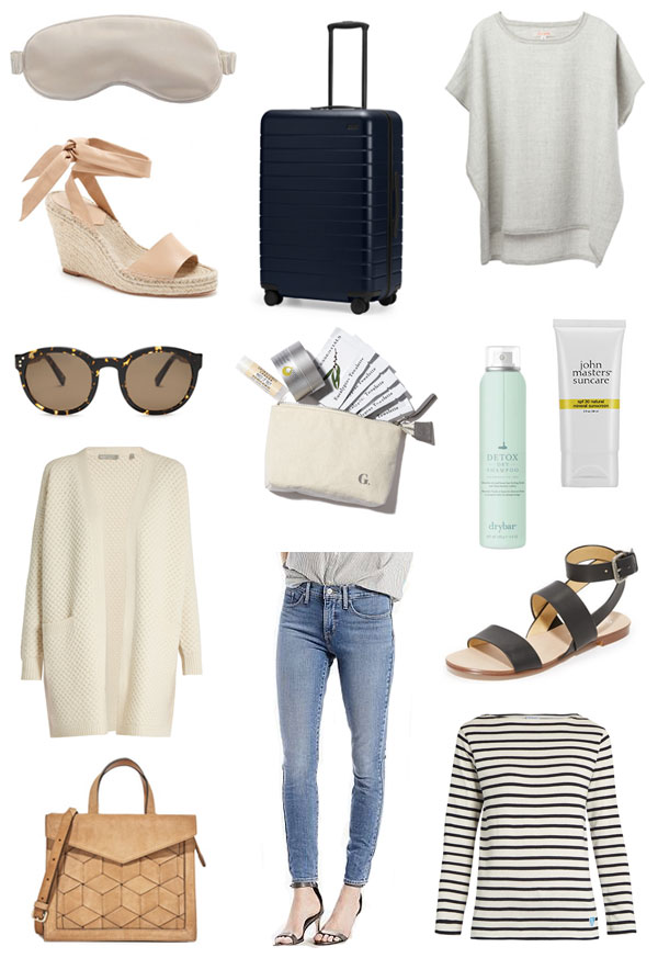 what-to-pack-for-spring-getaway