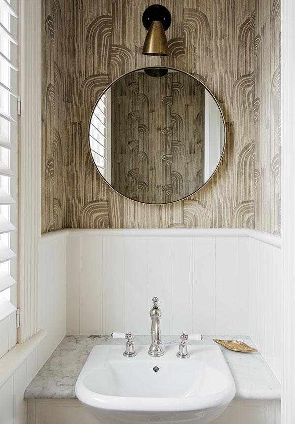 Round Mirror Bathroom 4
